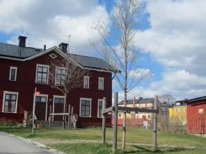 Bekcholmen, Stockholm, april 2016